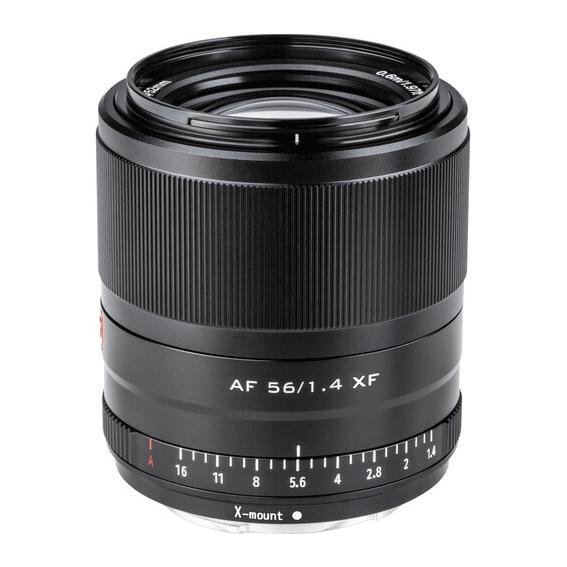 Lente Viltrox AF 56mm f/1.4 XF para Fujifilm X