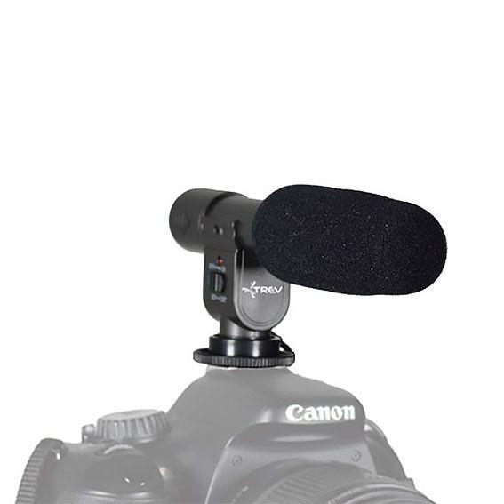 Microfone Direcional Shotgun Trev Mic001