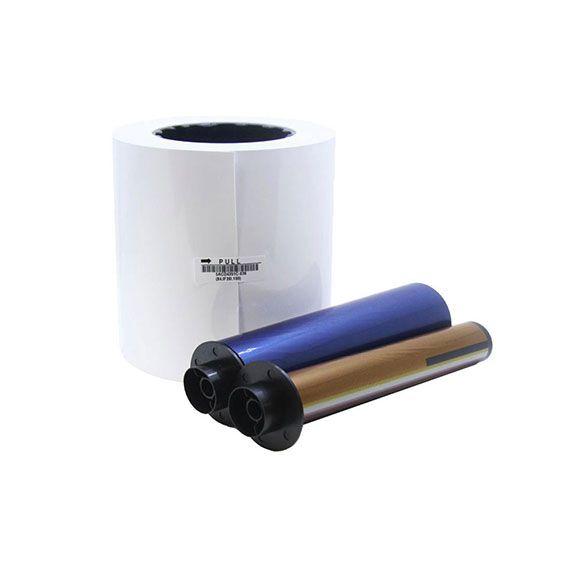 Ribbon e Papel Hiti P510 | 165 Impressões 15x20 (6x8)