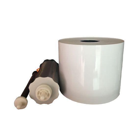 Ribbon e Papel Hiti P720L | 500 Impressões 15x20 (6x8)