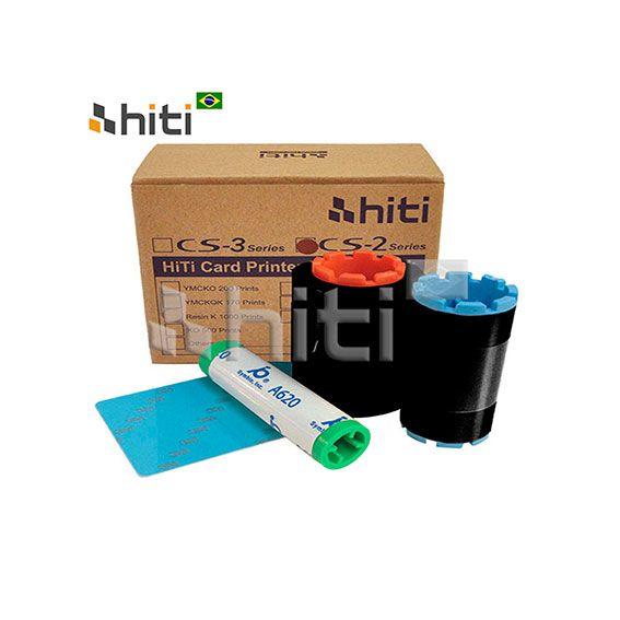 Ribbon Hiti CS-2 Color | 400 Impressões