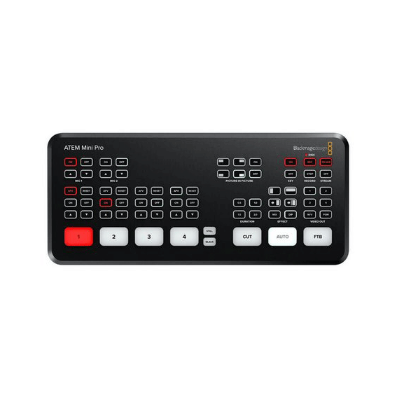 Switcher Blackmagic ATEM Mini Pro
