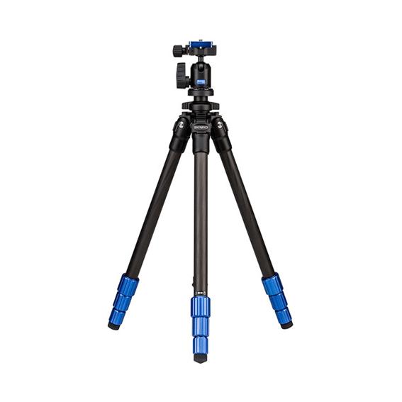 Tripé para Câmera Benro Slim com Ball Head em Mg-Alumínio TSL08CN00