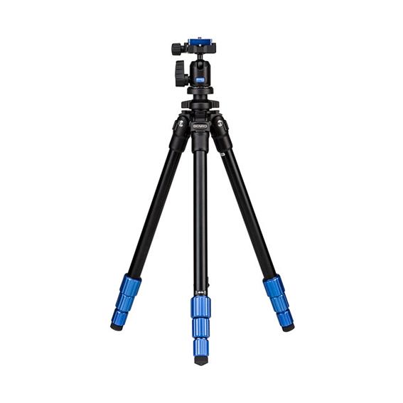 Tripé para Câmeras Benro TSL08AN00 Slim com Ball Head em Mg-Alumínio