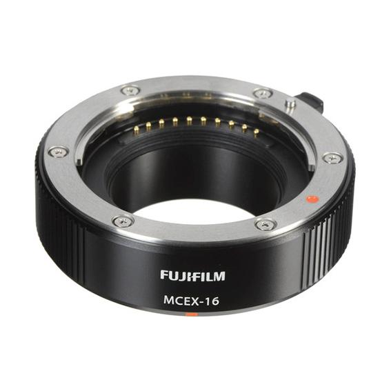 Tubo Extensor Macro Fujifilm MCEX-16 para X-Mount