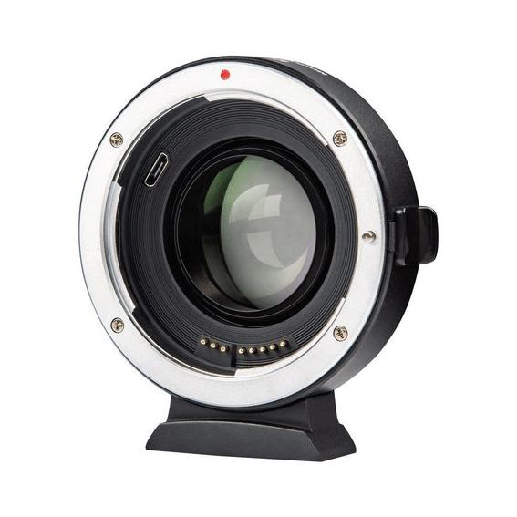 Viltrox EF-FX2 Adaptador 0,71x para lente Canon de montagem EF para câmera Fujifilm X-Mount