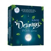 Chá Desintoxi Noite caixa com 60 sachês