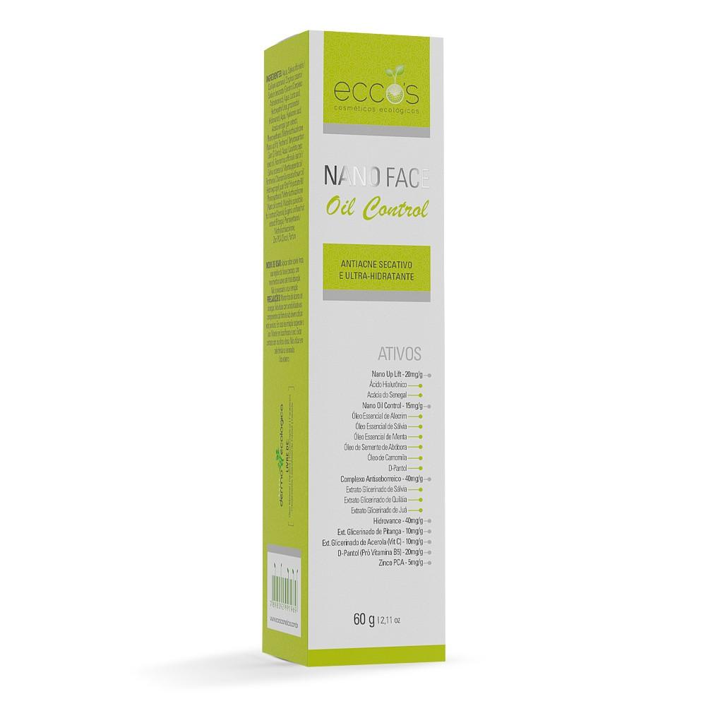 Nano Face Oil Control 60g