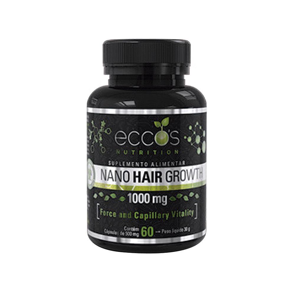 Nano Hair Growth 60Cáps