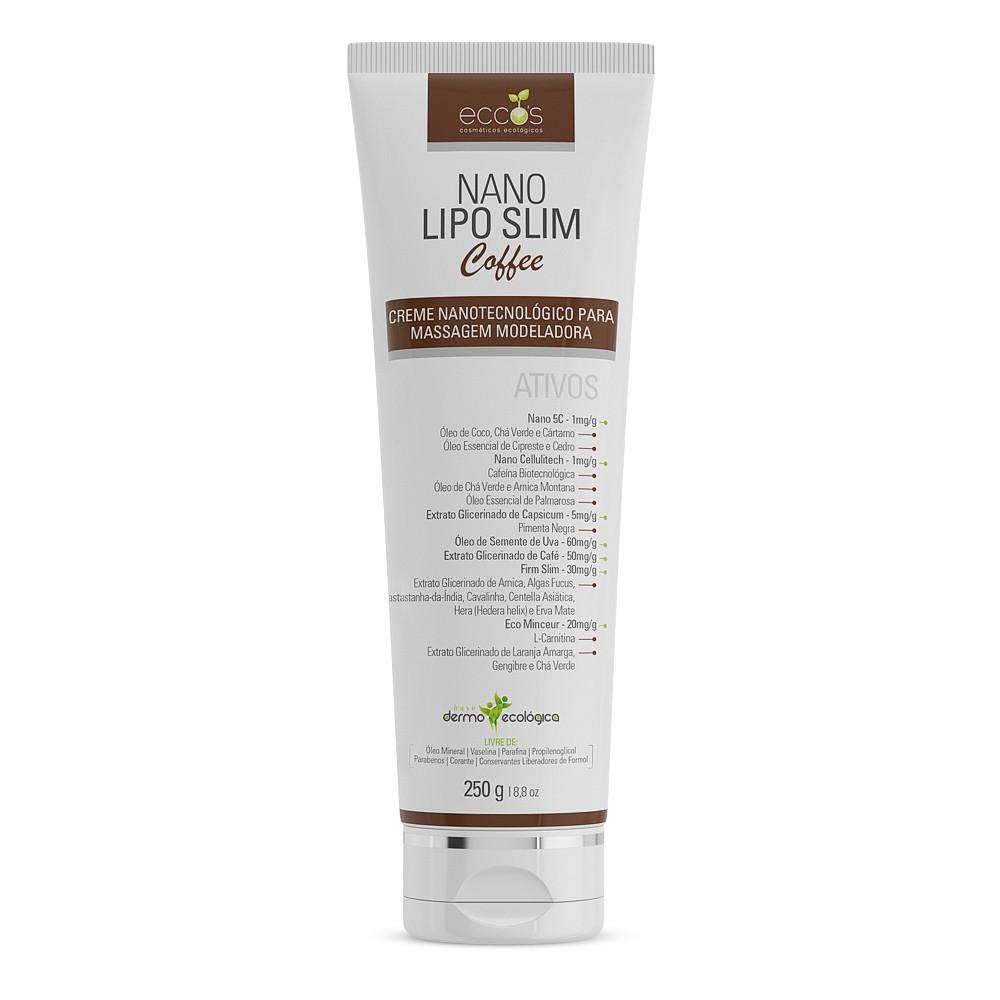 Nano Lipo Slim Coffee  250g