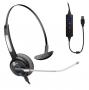 Headset USB HTU-310 com Tubo de Voz - TopUse