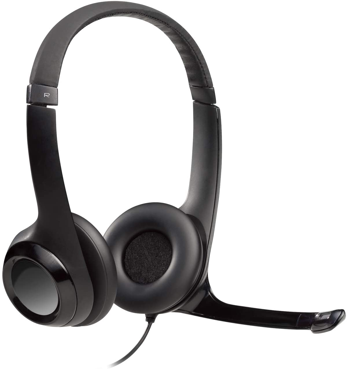 Headset Biauricular USB H390 com Áudio Digital - Logitech