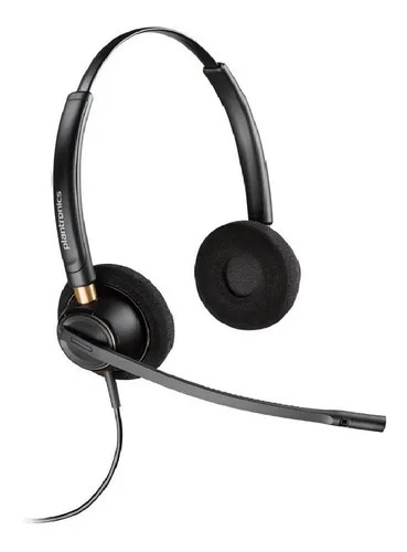 Headset Encorepro Hw520 S/ Cabo Qd - Plantronics