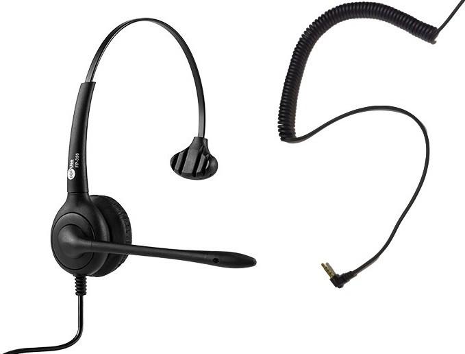 Headset P2 FP 350 com Cancelador de Ruídos - TopUse