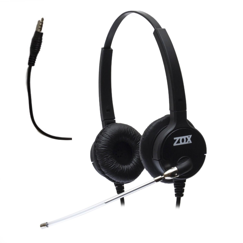Headset P2 para Celular HZ-80DBS - Zox