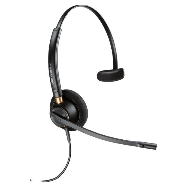 Headset QD EncorePro C/ Cancelador de Ruidos HW510 - Plantronics