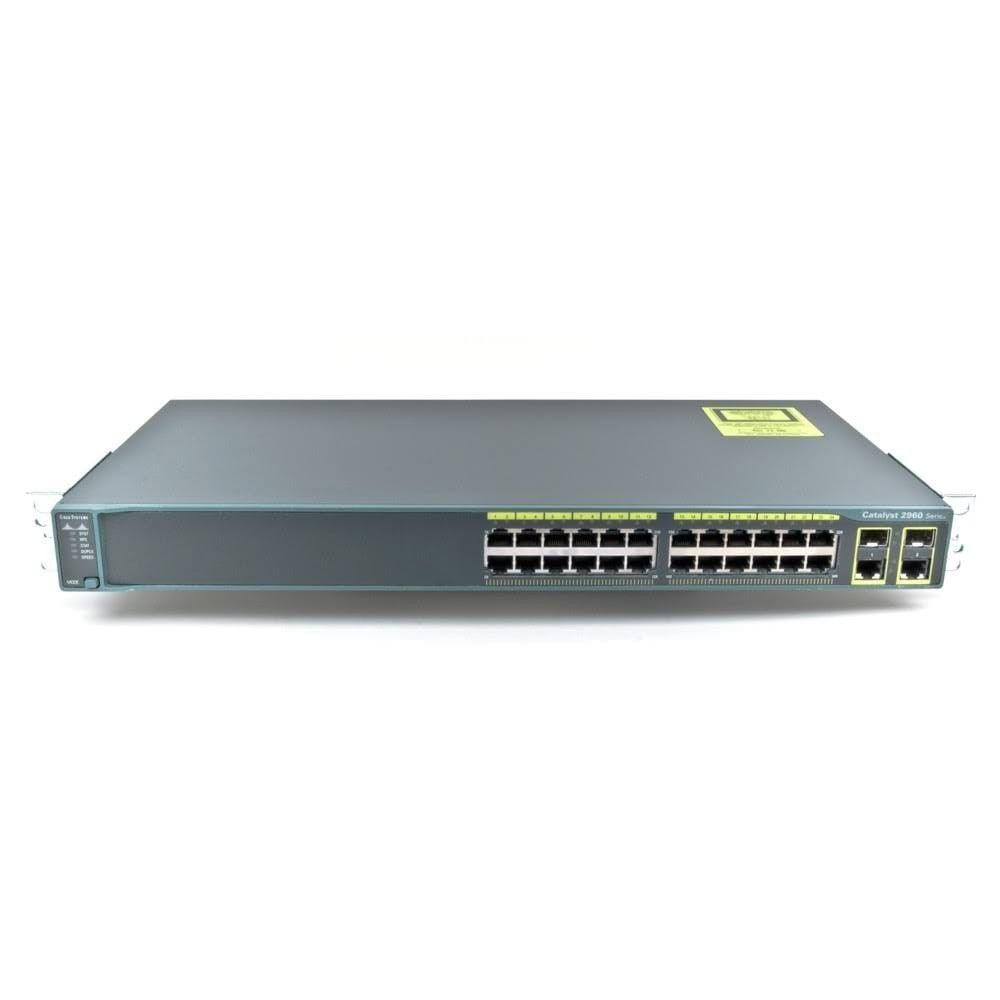 Switch Catalyst 2960 24 Portas 10/100 POE - Cisco