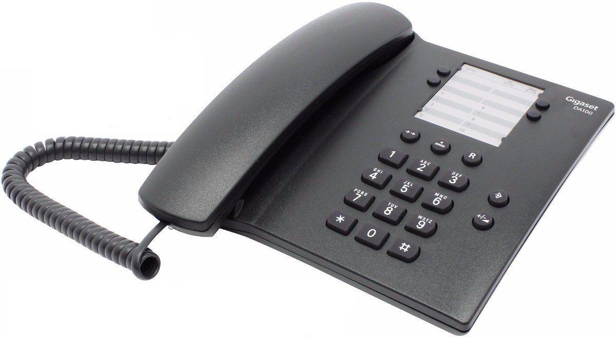 Telefone com Fio DA100 - Siemens/Gigaset
