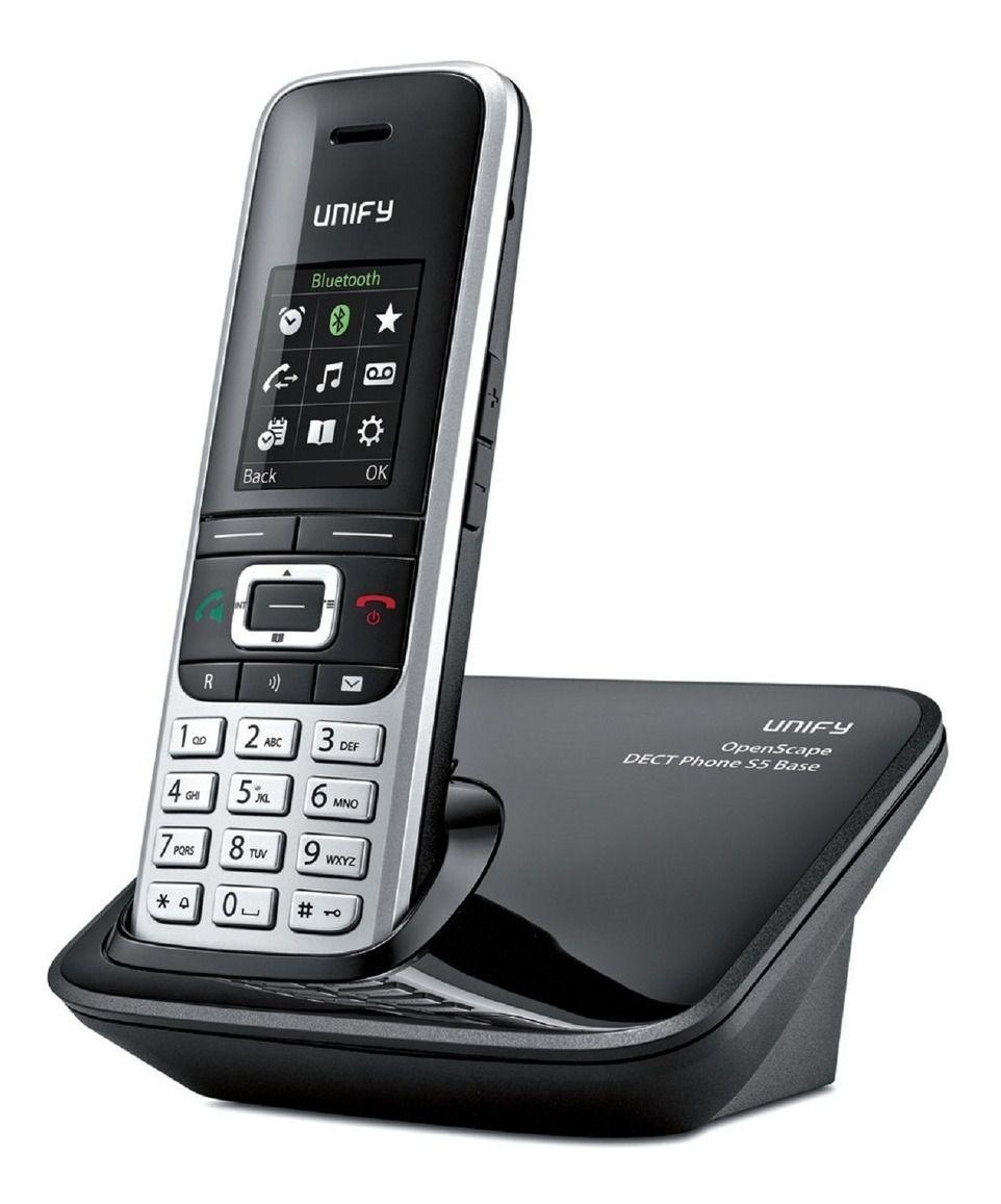 Telefone Digital Cordless OpenScape S5 com Carregador - Unify