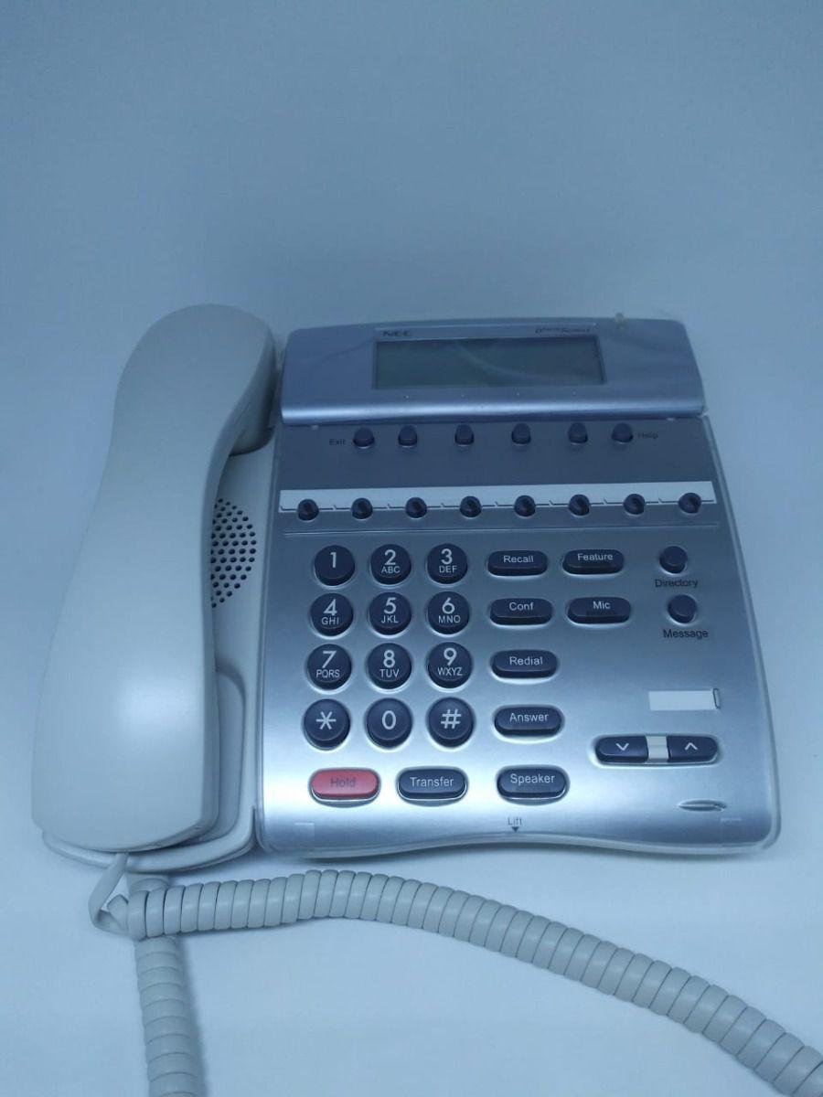Telefone Digital DTerm DTR-8D Série I - Nec