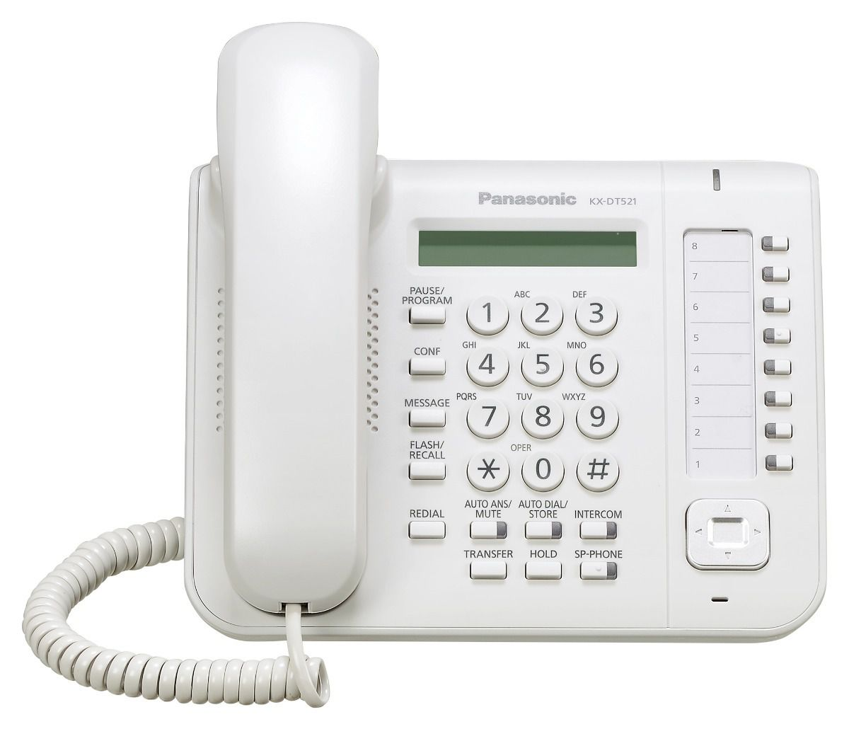 Telefone Digital KX-DT521X - Panasonic