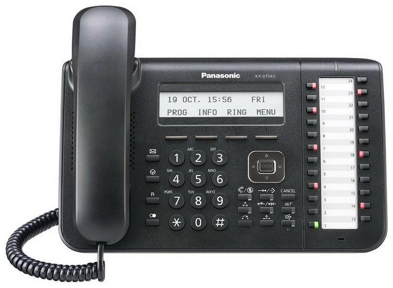 Telefone Digital KX-DT543X - Panasonic