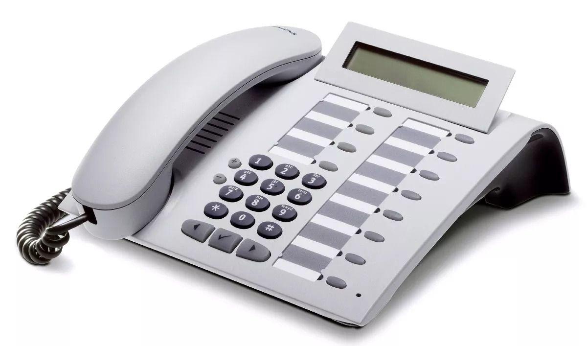 Telefone Digital OptiPoint 500 Standard - Siemens (SEMI-NOVO)