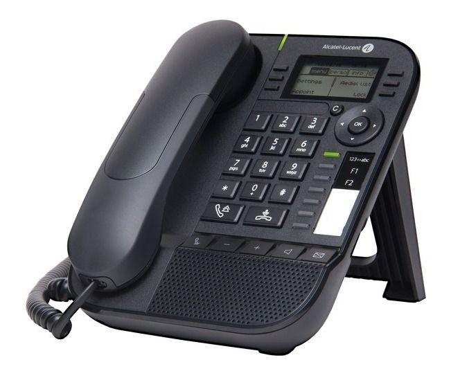 Telefone IP 8018 Deskphone sem Fonte - Lucent-Alcatel