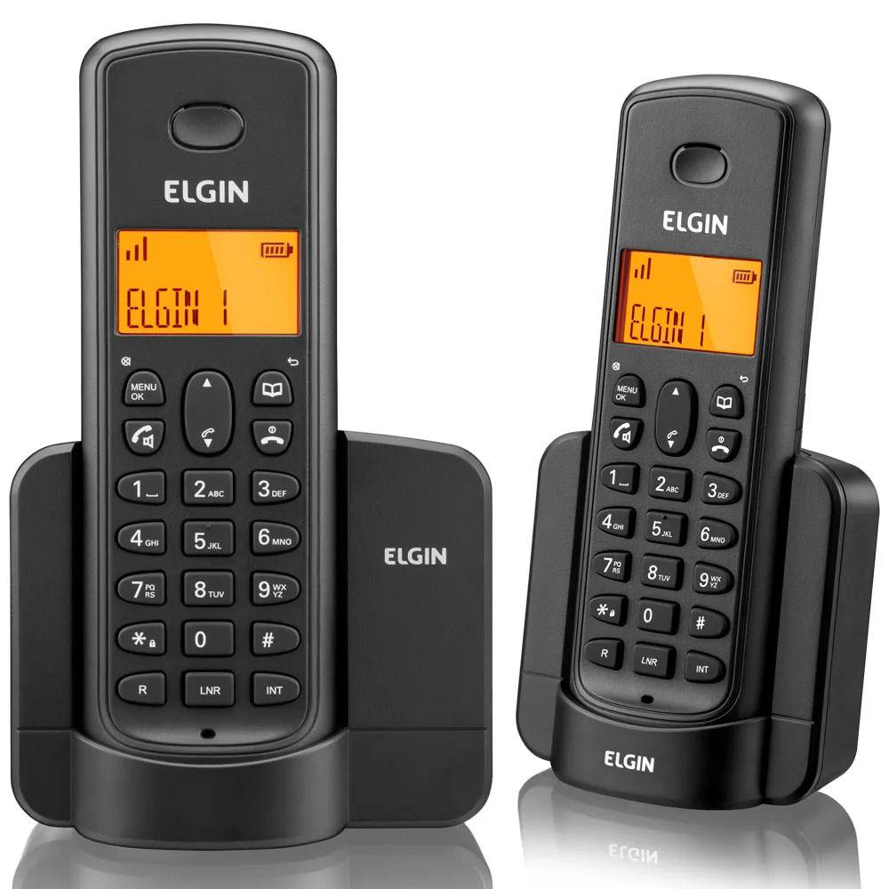 Telefone sem Fio TSF-8002 + 1 Ramal - Elgin