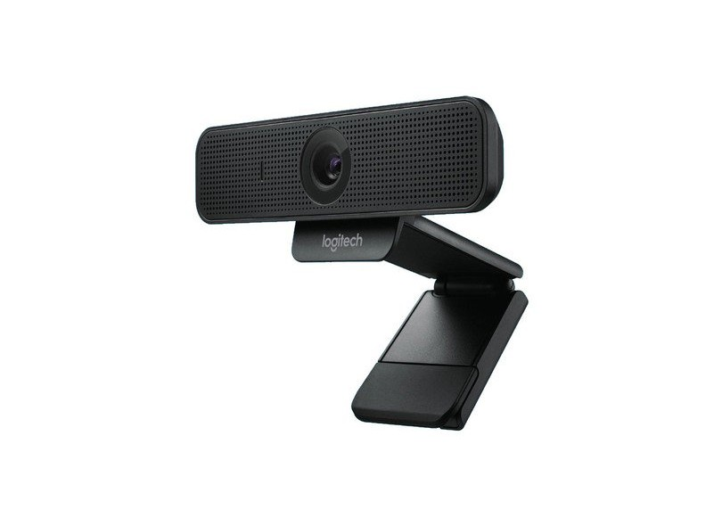 Webcam USB 1080p Full HD Preta C925E - Logitech