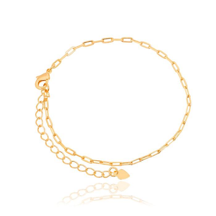 Pulseira Folheado Ouro 18K Cartier