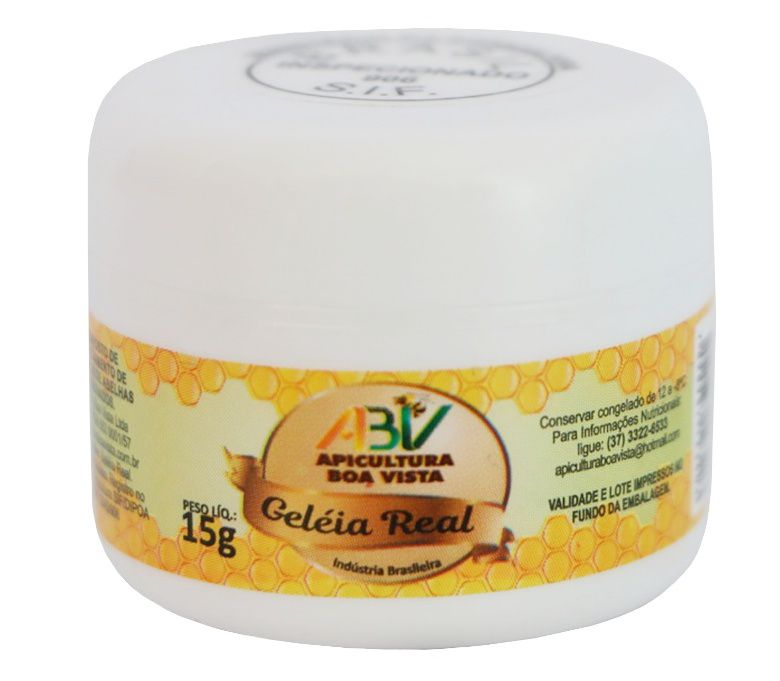 Geleia real 15g