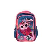 Mochila Escolar Infantil - Coruja - CHIMOLA - CH2114