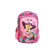 Mochila Escolar Infantil - Girafa - CHIMOLA - CH3114