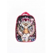 Mochila Escolar Feminina - Tigre - CHIMOLA - CH8212