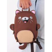 Mochila Infantil - gato