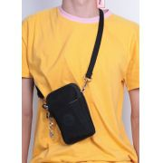 Bolsa Shoulder Bag -  Nylon - MENINO&MENINA - HT6028