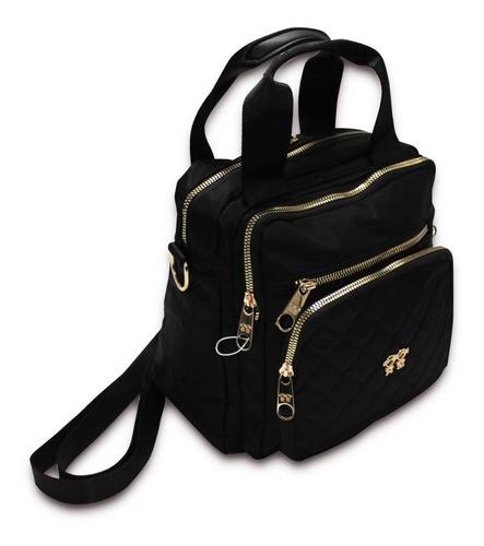 Bolsa mochila  com alça removível  M1908   - Menino_Menina