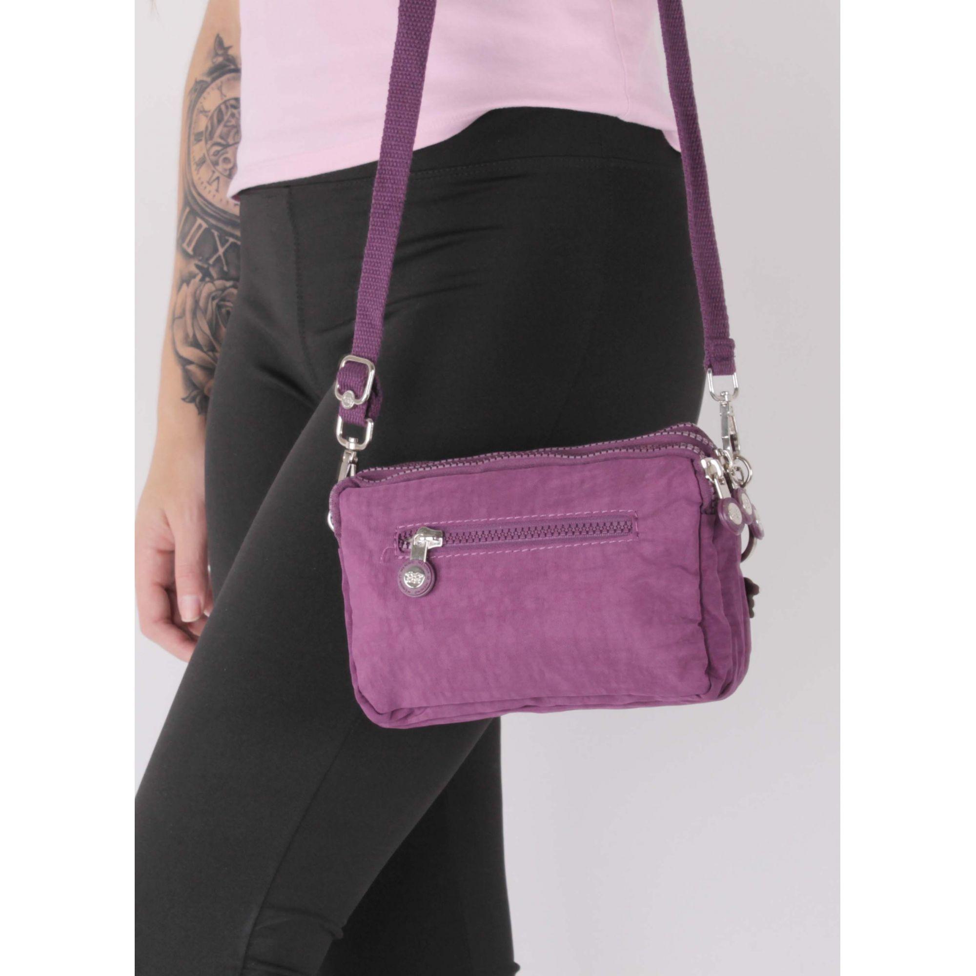 Bolsa Feminina em Nylon HT6003  - Menino_Menina