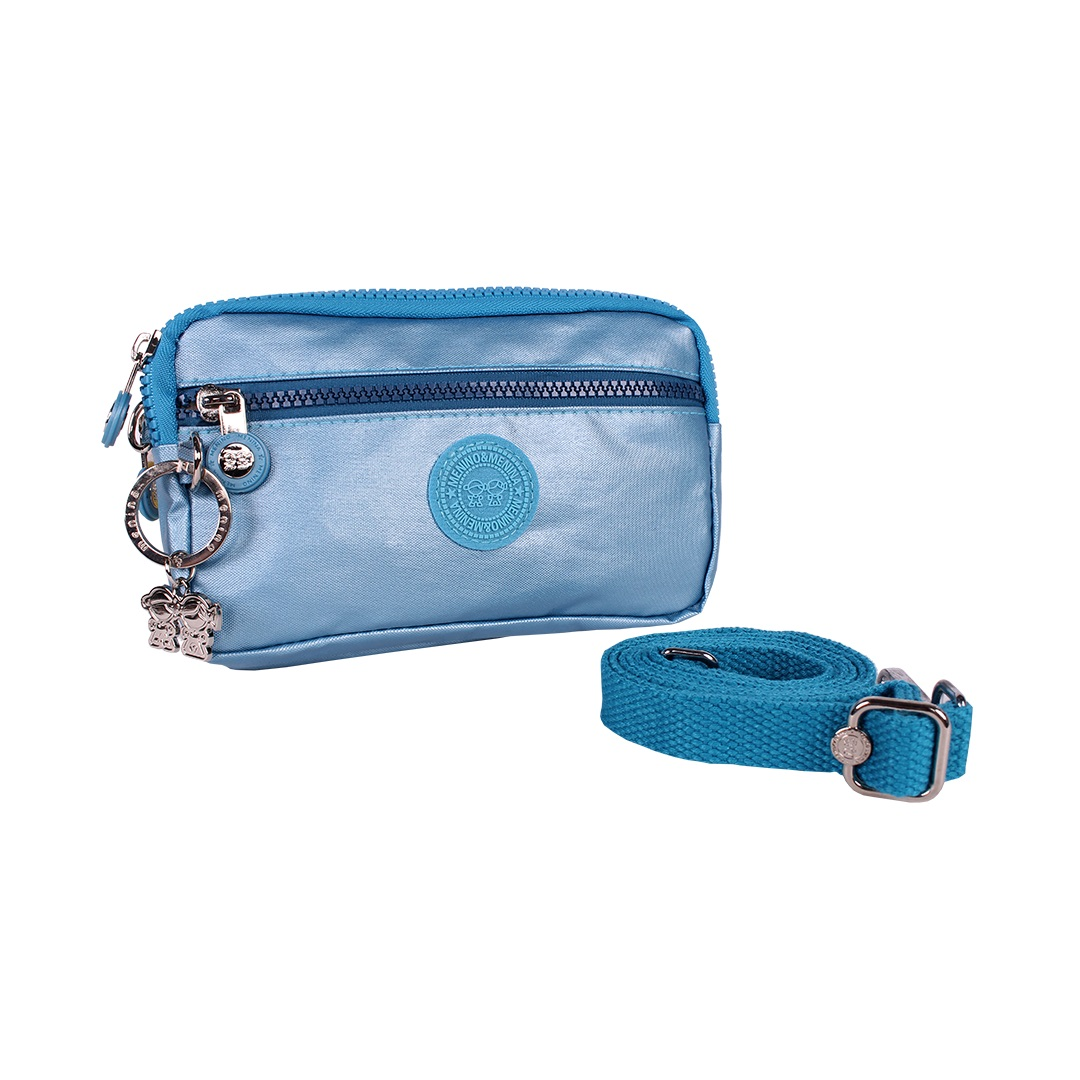 Bolsa Feminina Transversal  - Nylon - MENINO&MENINA - HT6029  - Menino & Menina 2