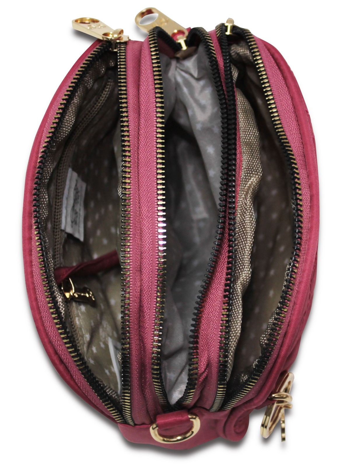 Bolsa Feminina Transversal Pequena  Tipo Martelassê M1905  - Menino_Menina
