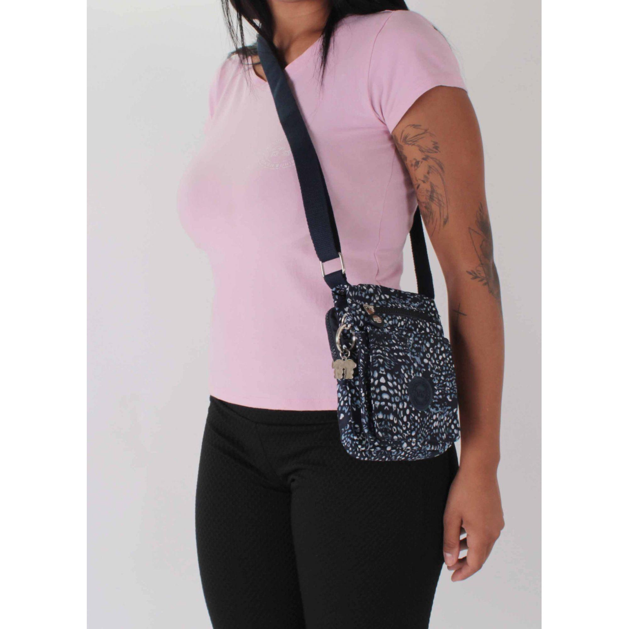 Bolsa Pequena Nylon HT6001  - Menino_Menina