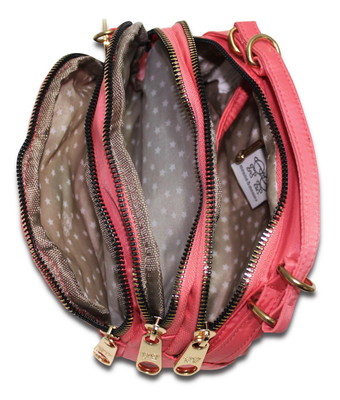 Bolsa Pequena Transversal - Nylon - MENINO&MENINA - M1902  - Menino_Menina