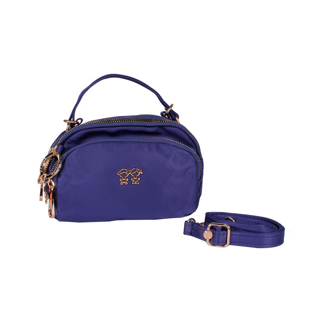 Bolsa Pequena Transversal - Nylon - MENINO&MENINA - M1902  - Menino & Menina 2