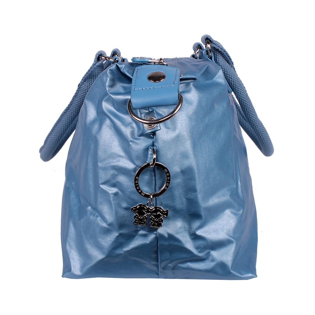 Bolsa Tiracolo Feminina - Nylon - MENINO&MENINA - HT6025  - Menino & Menina 2