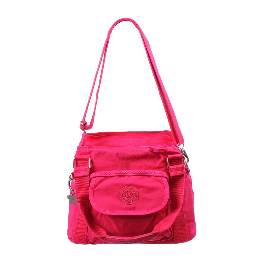 Bolsa Transversal Feminina - Nylon - MENINO&MENINA - HT6021  - Menino & Menina 2