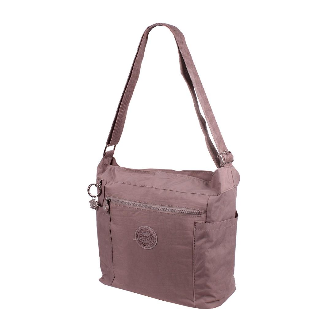 Bolsa Transversal Feminina - Nylon - MENINO&MENINA - HT6030  - Menino_Menina