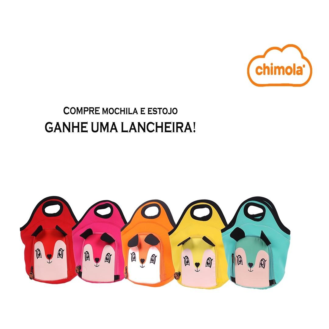 Kit Mochila Infantil - Ganhe Lancheira Grátis - CHT11216   CHC1121   - Menino_Menina
