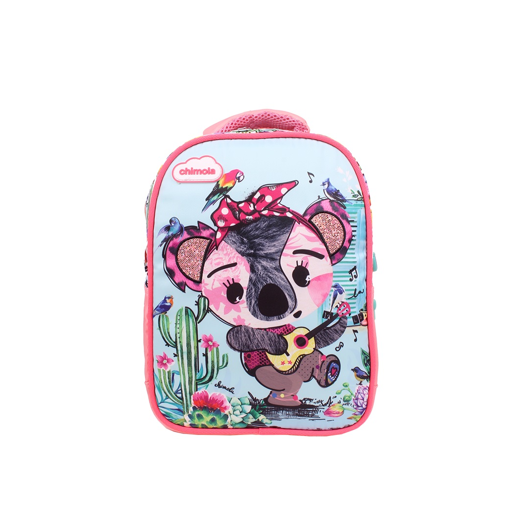 Mochila Escolar Infantil - Coala - CH1112  - Menino_Menina