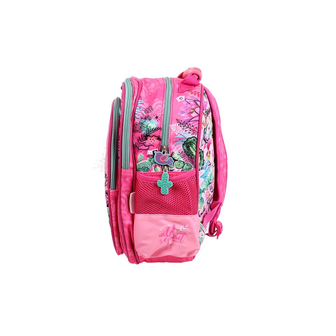 Mochila Escolar Infantil - Girafa - CHIMOLA - CH3114  - Menino & Menina 2